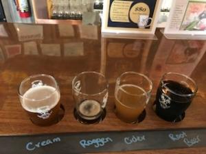 Tillinghast Manor Beer Tasting
