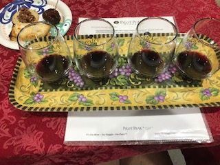 Tillinghast Manor Wine Tasting