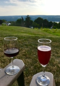 Tillinghast Manor Wine Glasses