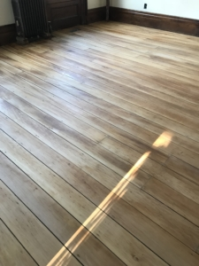 Tillinghast Manor - Hardwood Floors After remodel