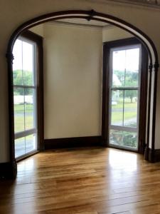 Tillinghast Manor - Parlor Floors After