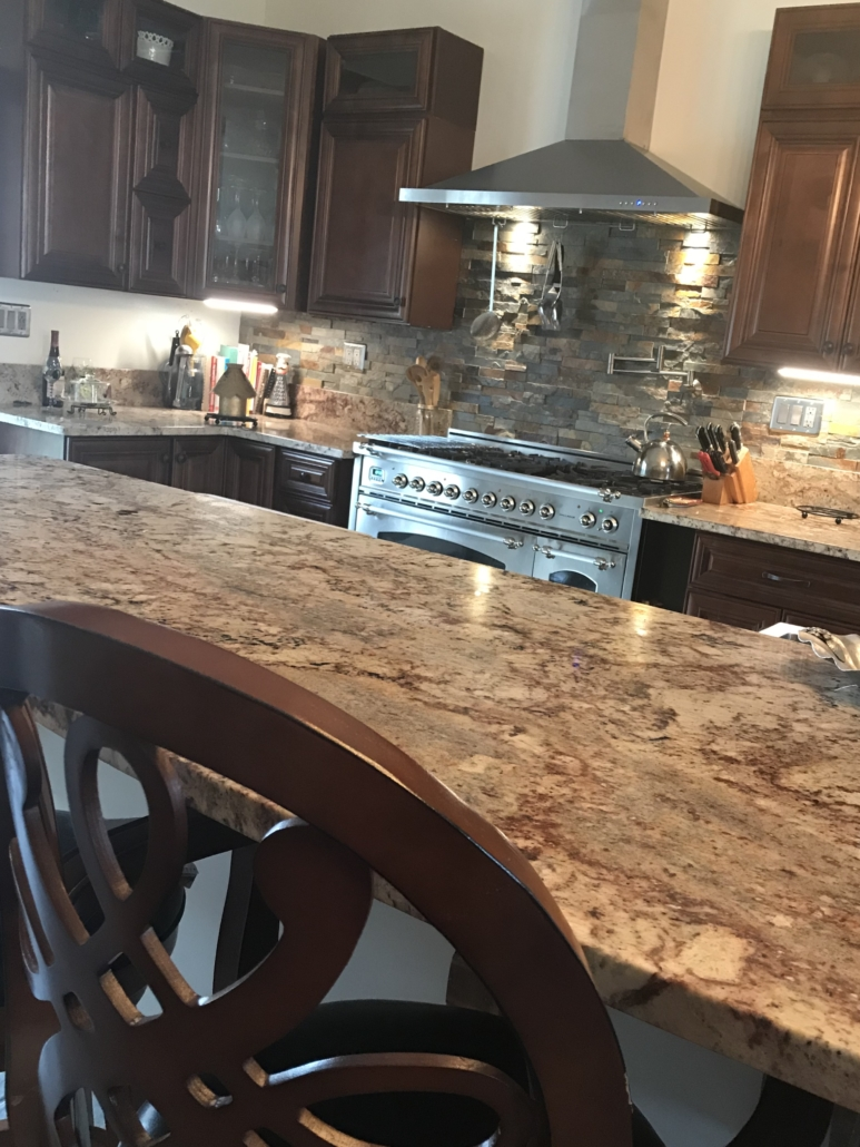 Tillinghast Manor Kitchen After Remodel