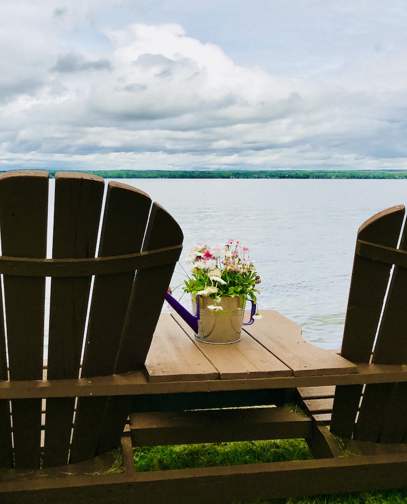 Tillinghast Manor - Cayuga Lake view