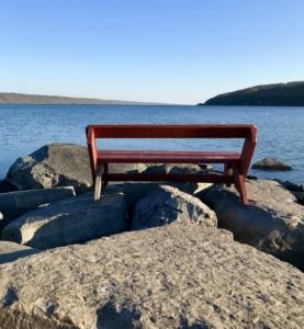 Tillinghast Manor -Seneca Lake over looking lake