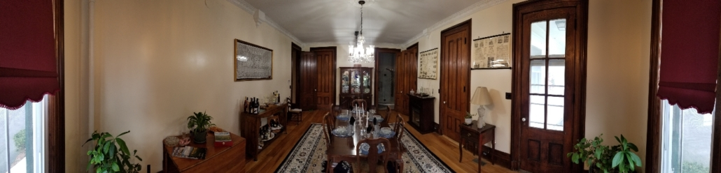 Tillinghast Manor Dining Room
